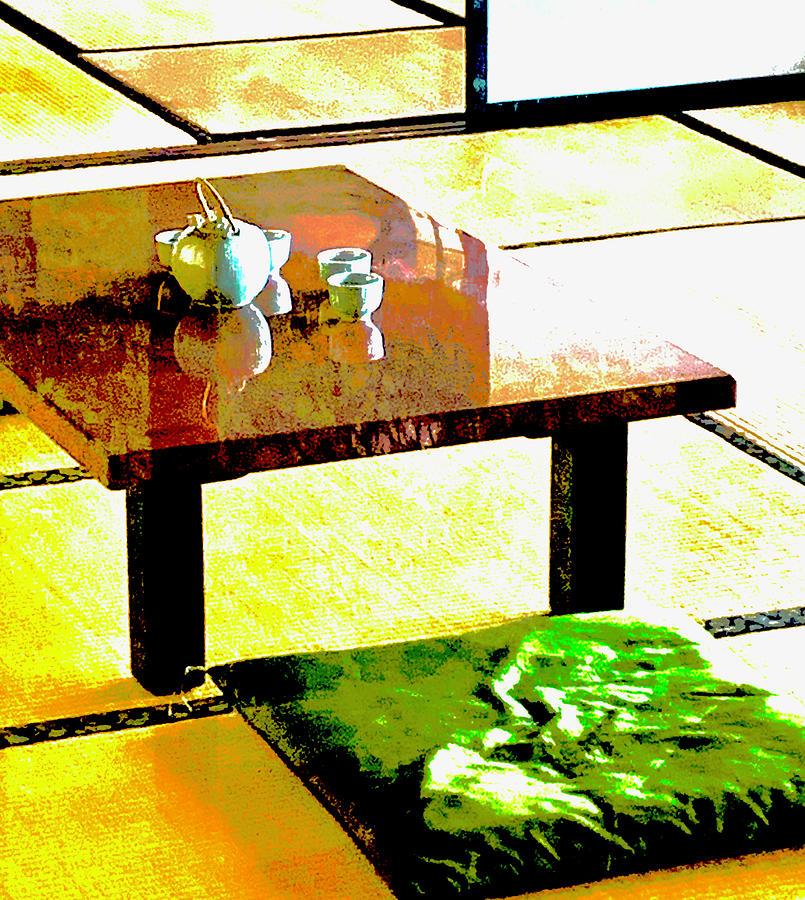 Hakone Tea Photograph