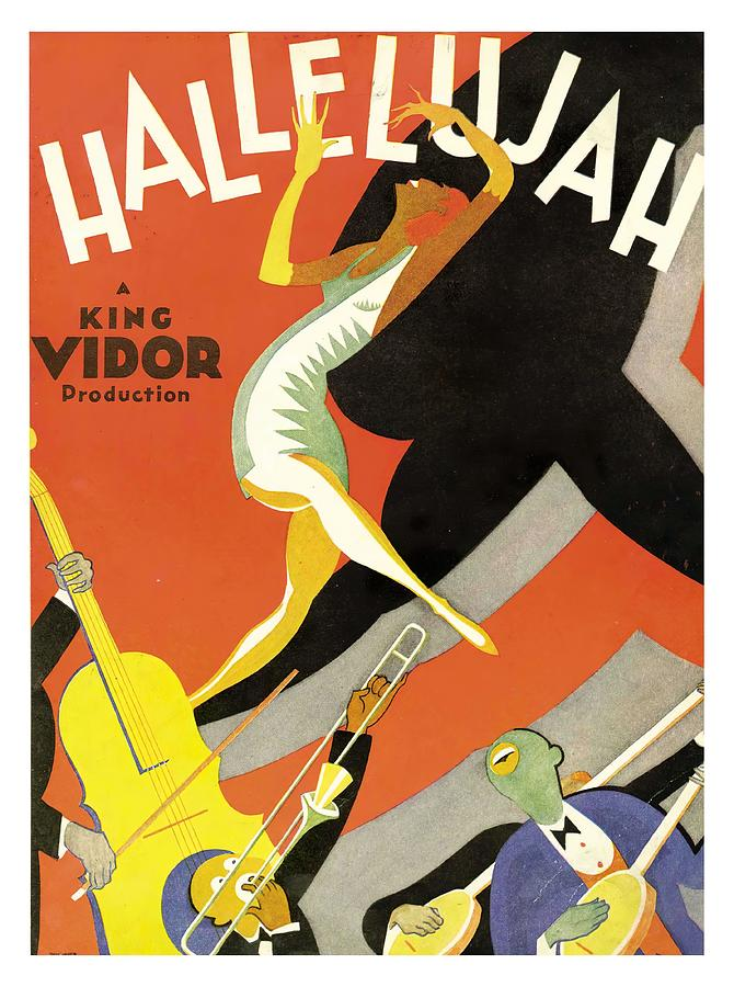 hallelujah, 1929 Mixed Media