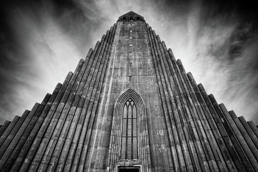 Hallgrimskirkja Church 2 Photograph