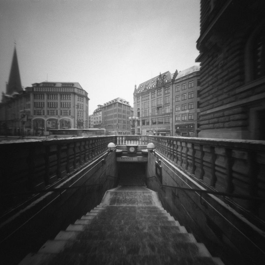 Hamburg Rathaus II Photograph