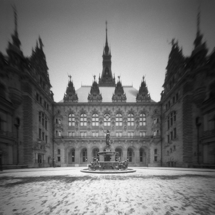 Hamburg Rathaus IIi Photograph