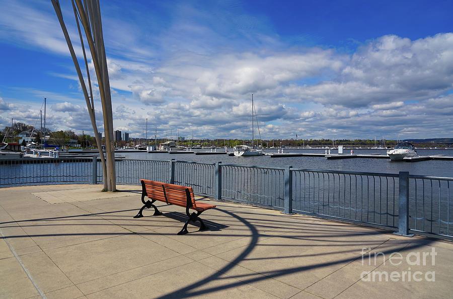 Hamilton Harbor View Photograph