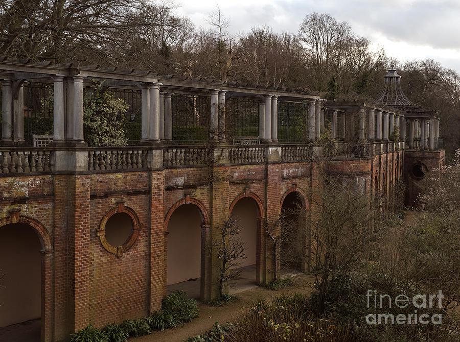 Hampstead Heath Pergola by Perry Rodriguez