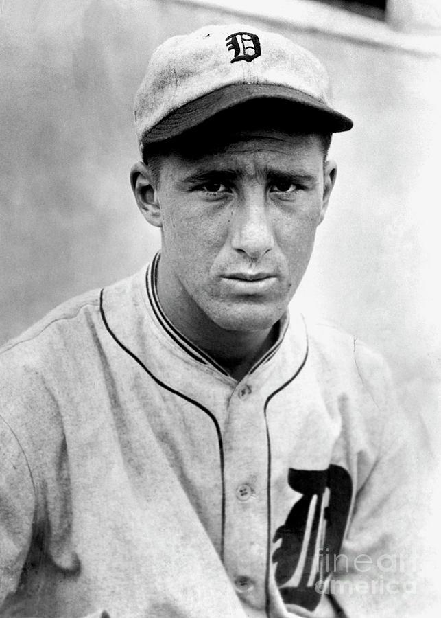 Hank Greenberg Photograph by National Baseball Hall Of Fame Library