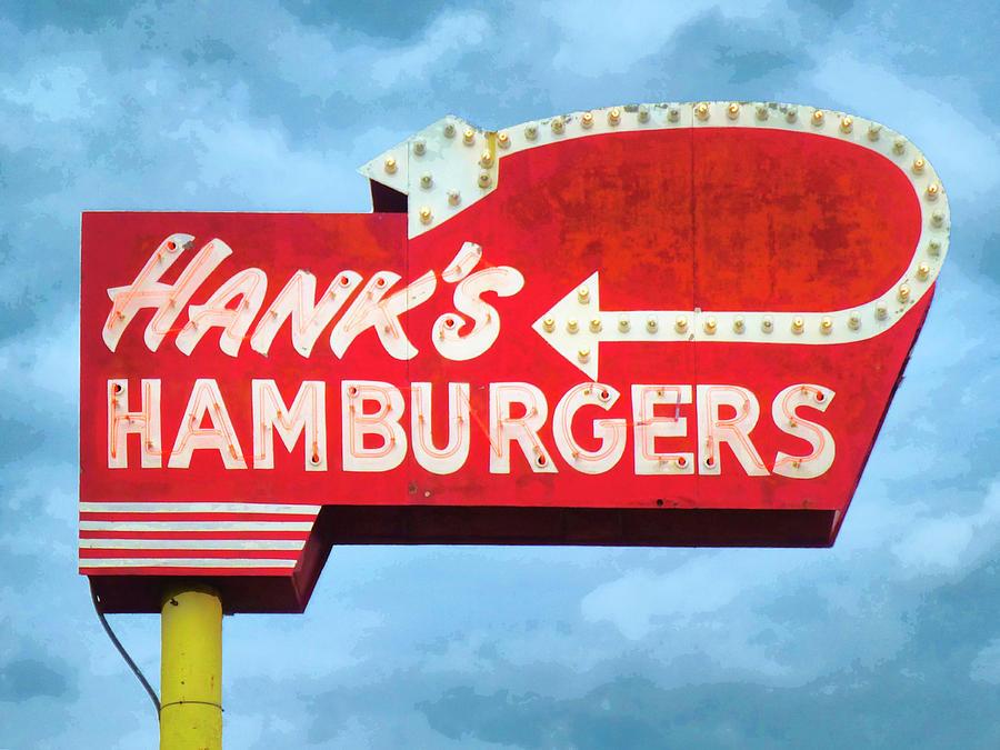 Hank's Hamburgers by Dominic Piperata