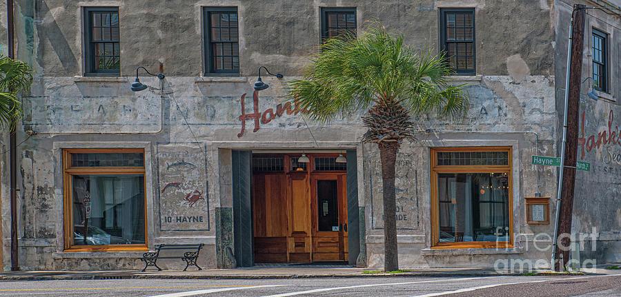 Hanks Seafood - Charleston South Carolina Photograph