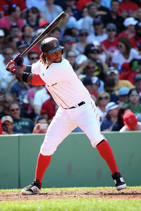 Hanley Ramirez Photograph by Maddie Meyer