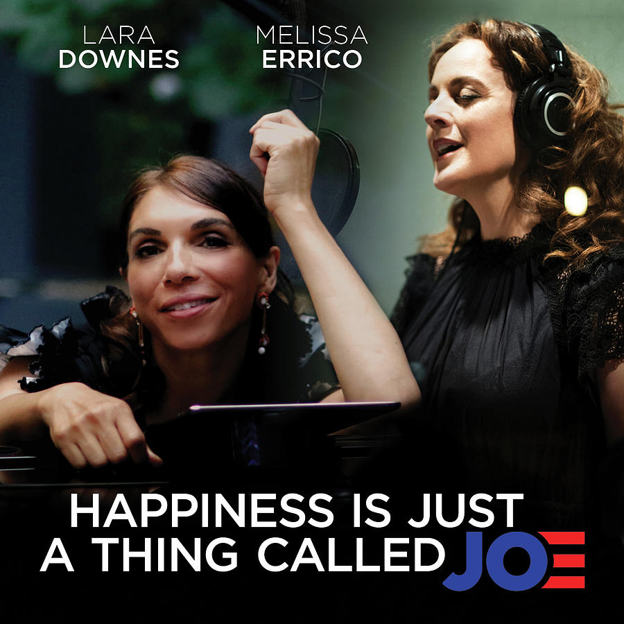 Joe Biden Photograph - Happiness Is Just A Thing Called Joe by Melissa Errico