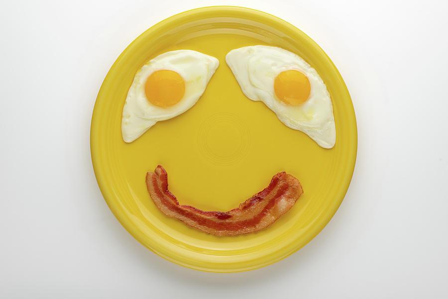 Happy Breakfast Photograph
