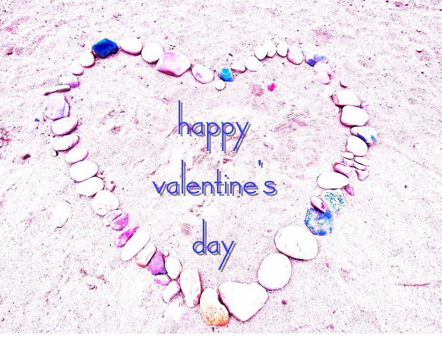 Happy Valentine's Day by Judy Kennedy
