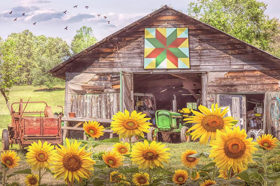 Happydaze Country Colors by Debra and Dave Vanderlaan