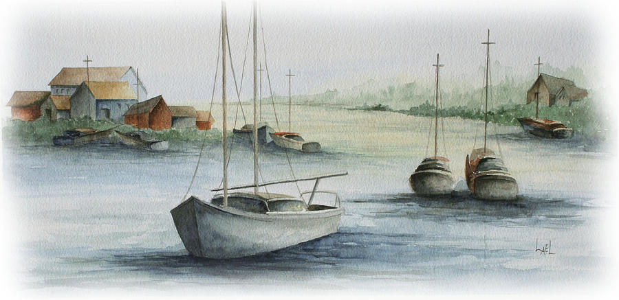 Harbor by Lael Rutherford
