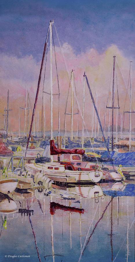 Harbor Morning by Douglas Castleman