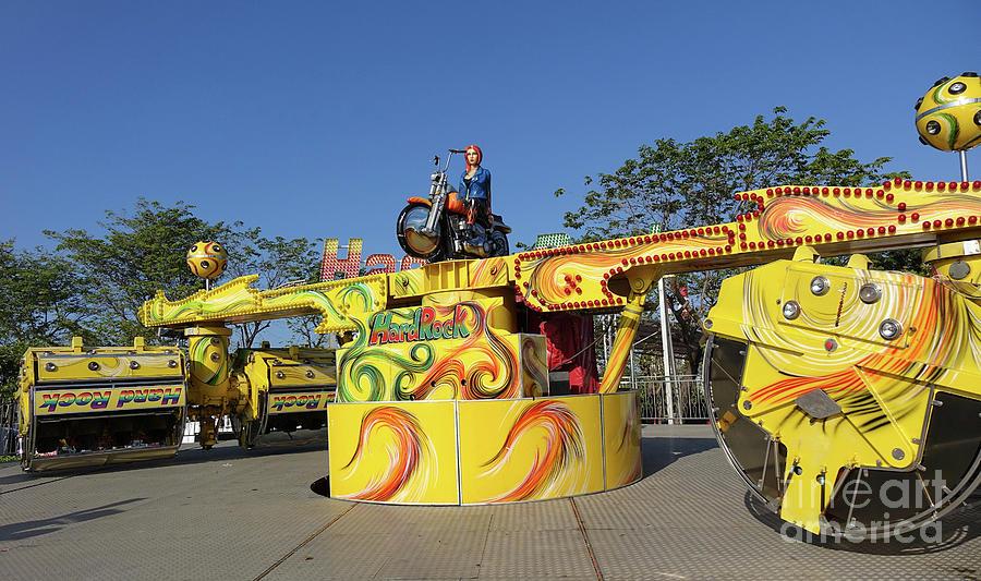 Hard Rock Carnival Ride by Yali Shi