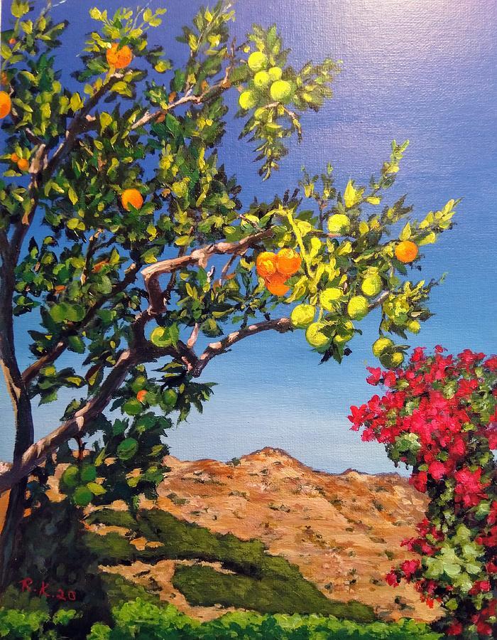 Harmonious living by Ray Khalife