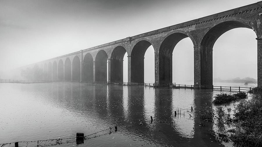 Harringworth Viaduct by James Billings