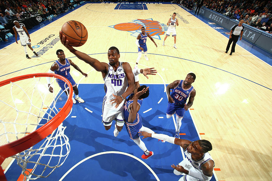 Harrison Barnes Photograph by Nathaniel S. Butler