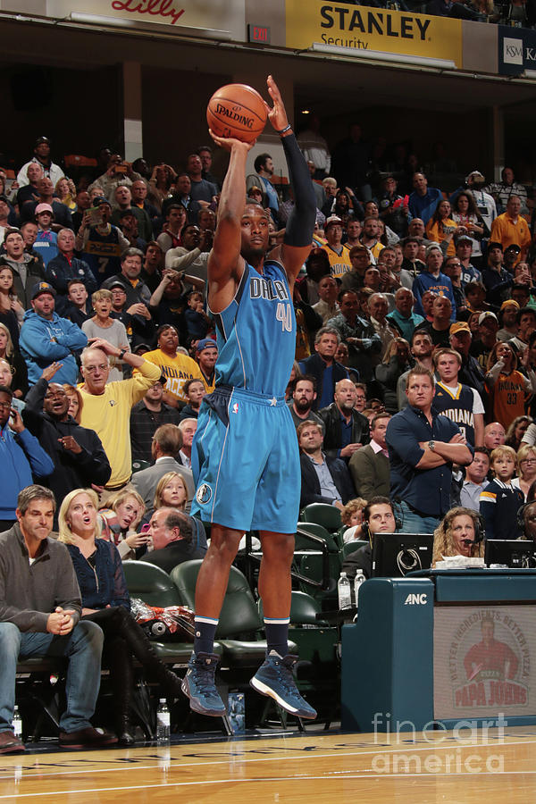 Harrison Barnes Photograph by Ron Hoskins