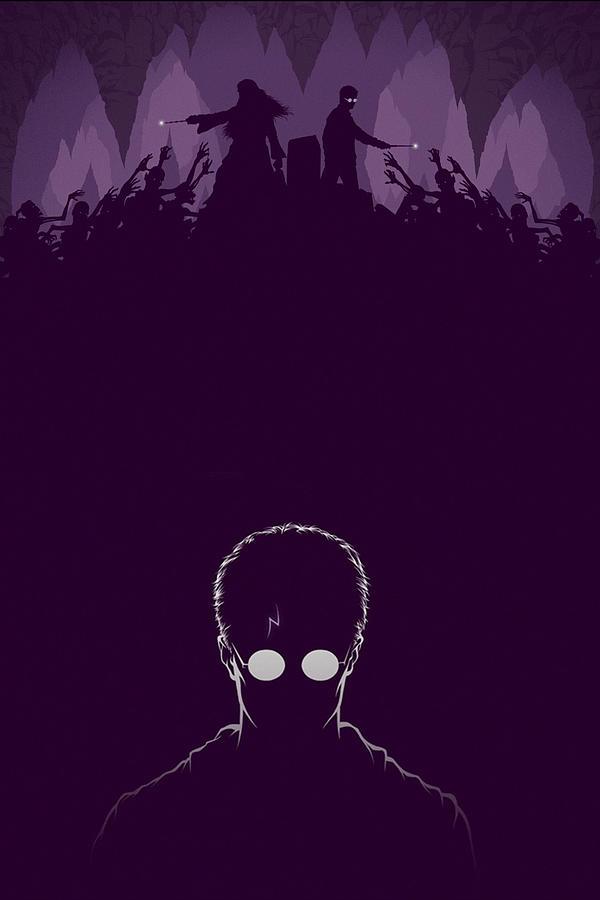 Harry Potter And The Half Blood Prince 2009 Digital Art By Geek N Rock