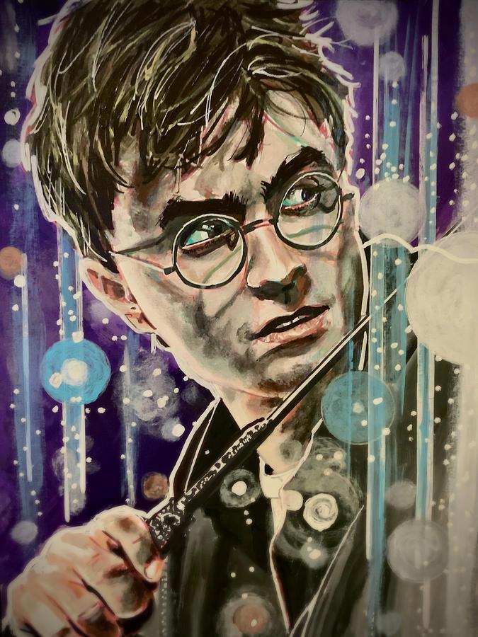 Harry Potter by Joel Tesch