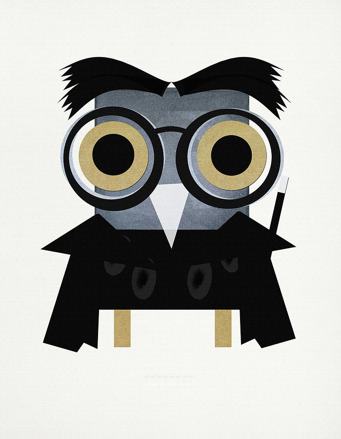 Harry Potter Digital Art - Harry by SOUENTOS - souvenirsycuentos - Viola Mari Ekong