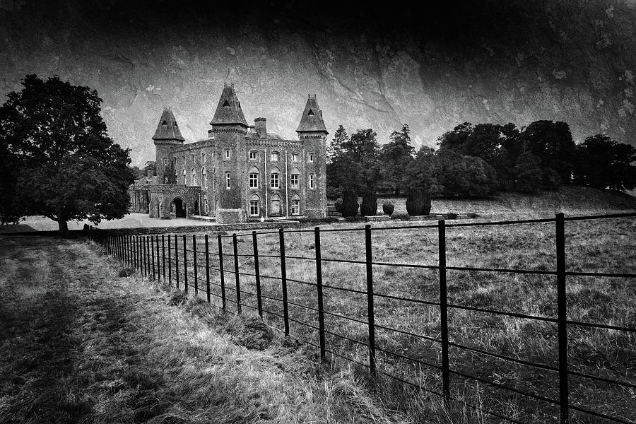 Haunted Mansion - Newton House Photograph