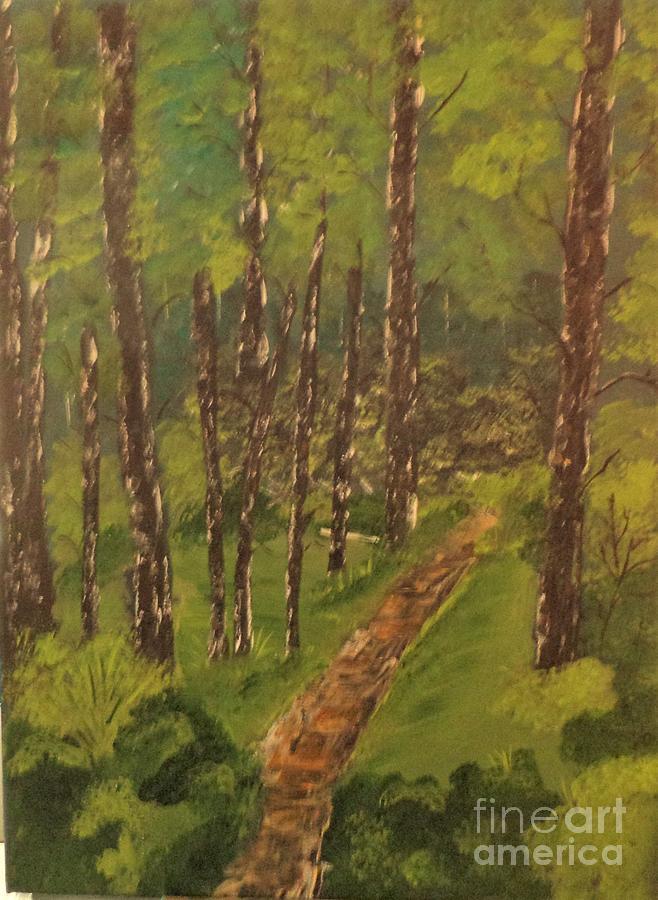 Darken Path by Donald Northup