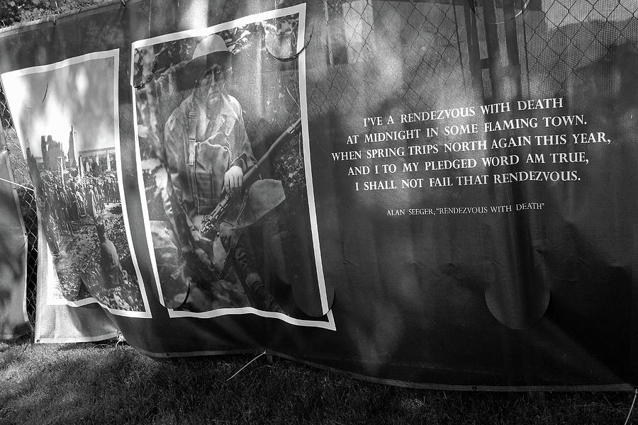 Haunting Images Of War -- Building The National World War I Memorial - 07 Photograph