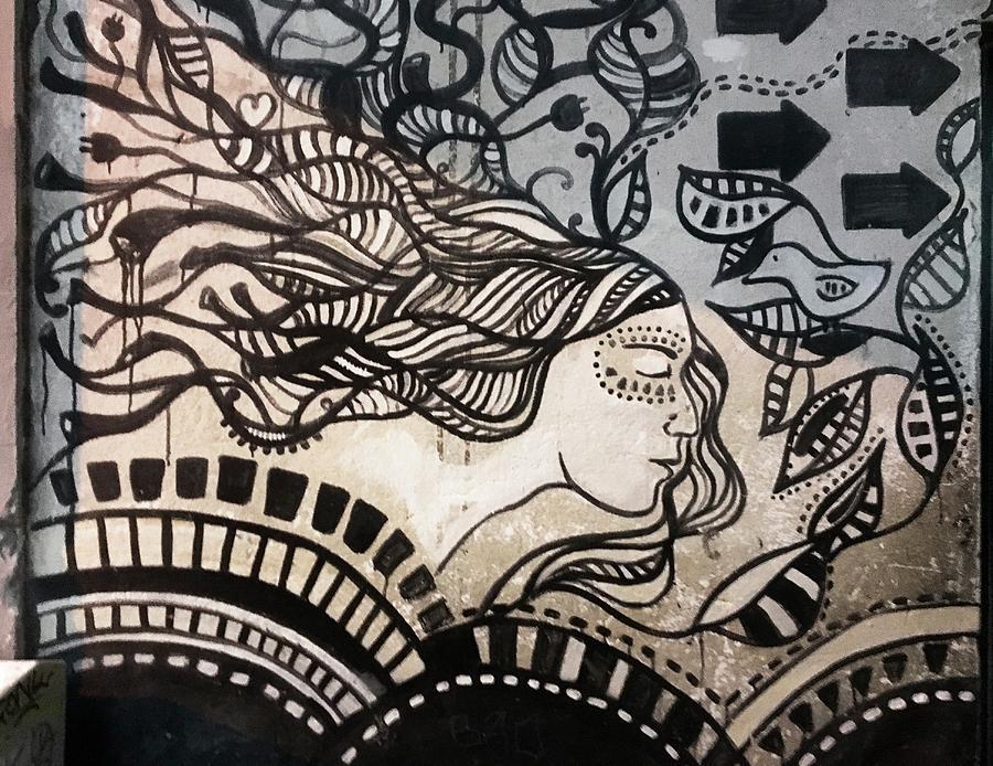 Havana Mural by Paul Rebmann