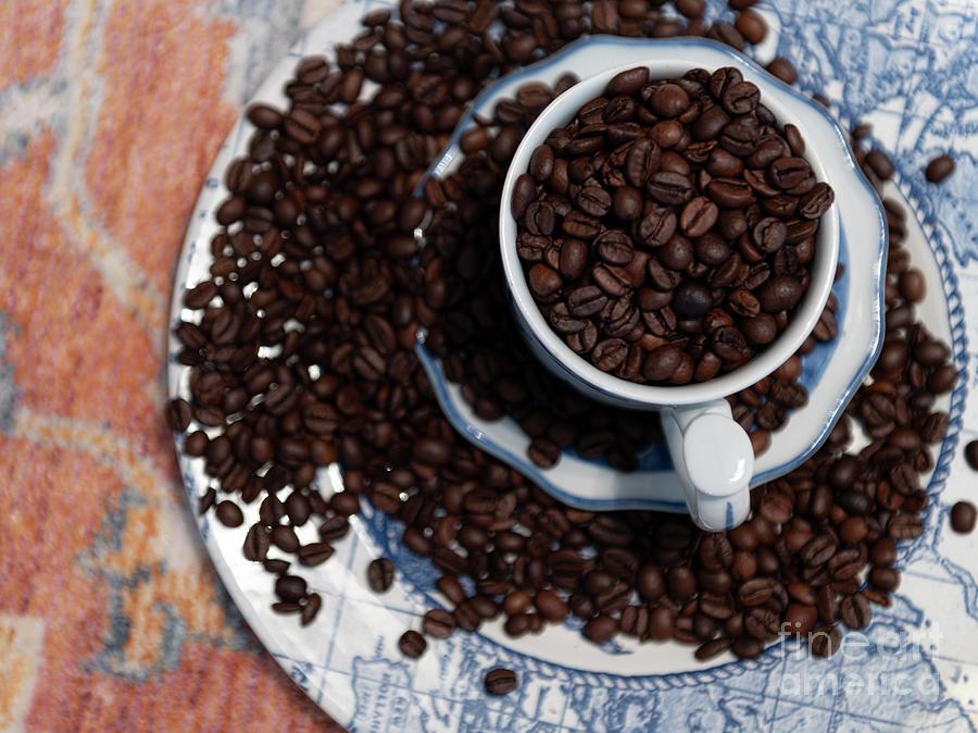 Have A Cup Of Joe - Robusta Express Photograph