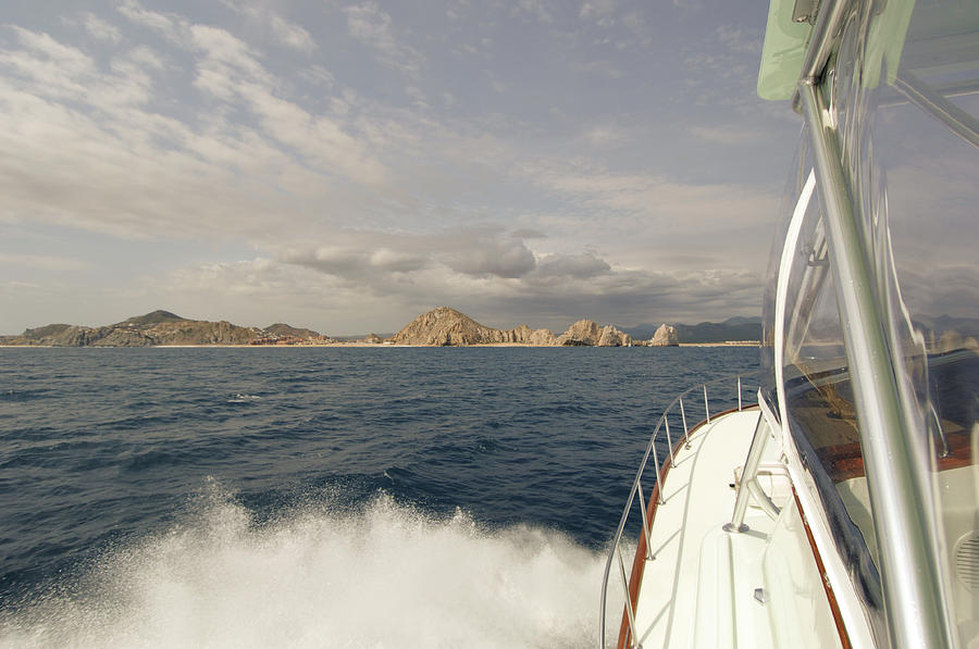HEADED BACK TO CABO SAN LUCAS by David Shuler