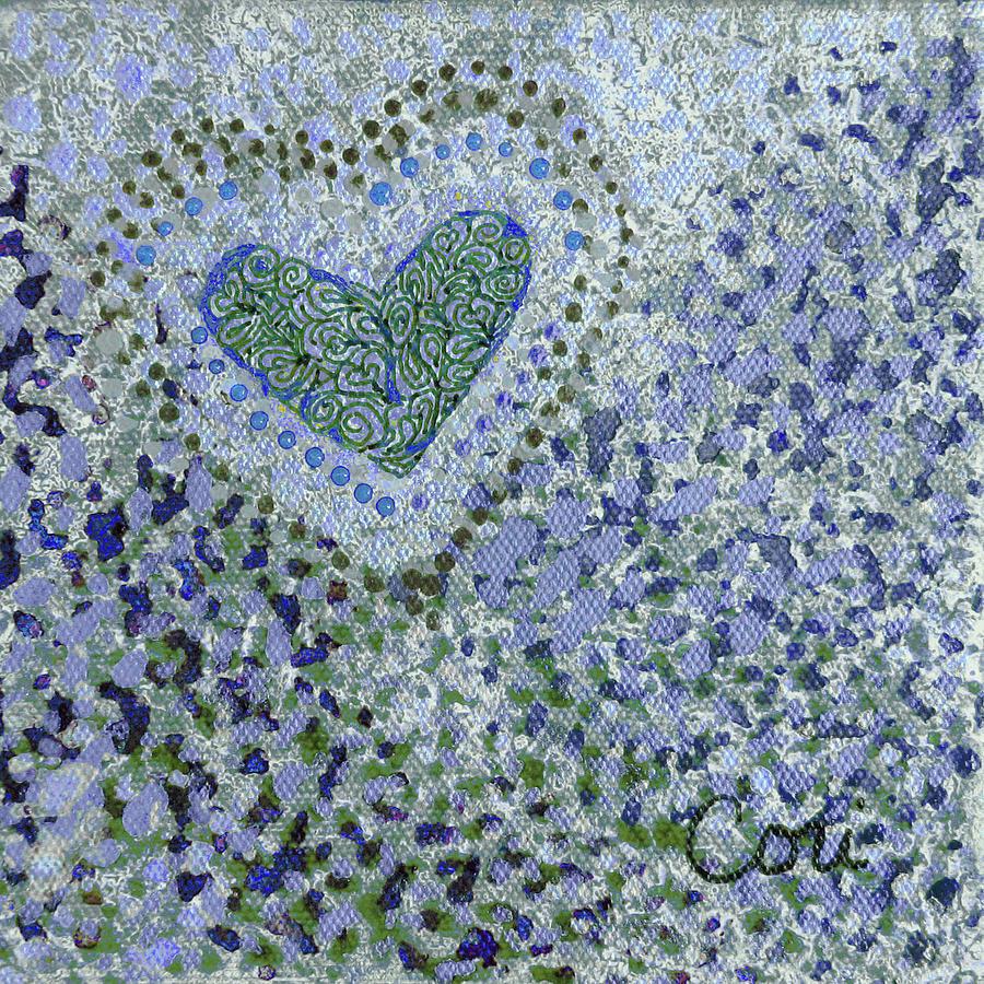 Heart in Blues by Corinne Carroll