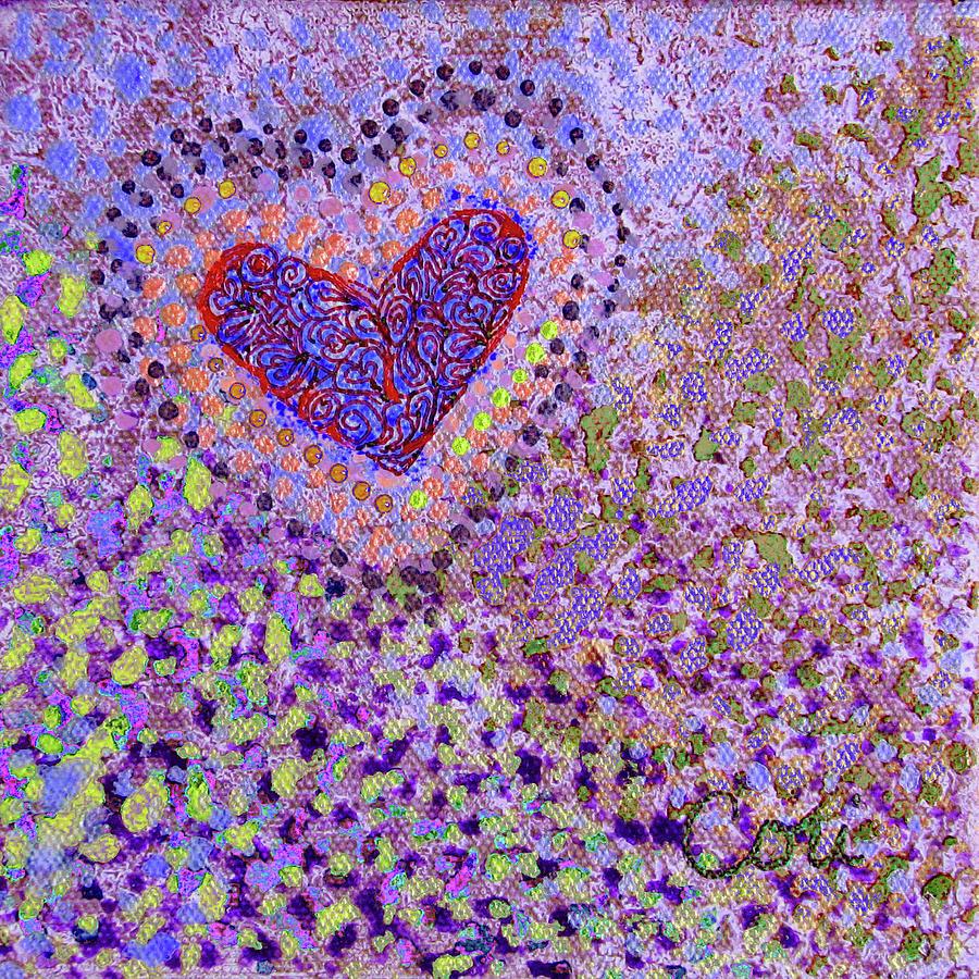 Heart in Lavenders by Corinne Carroll