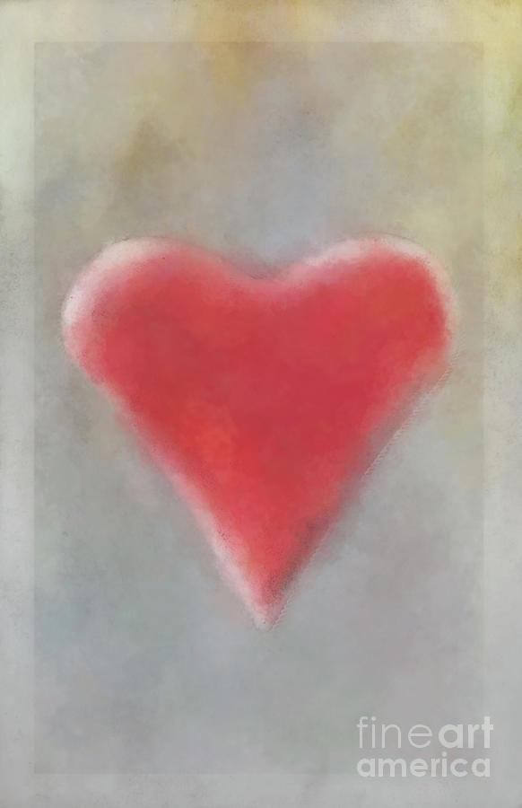 Heart Of The Matter Digital Art