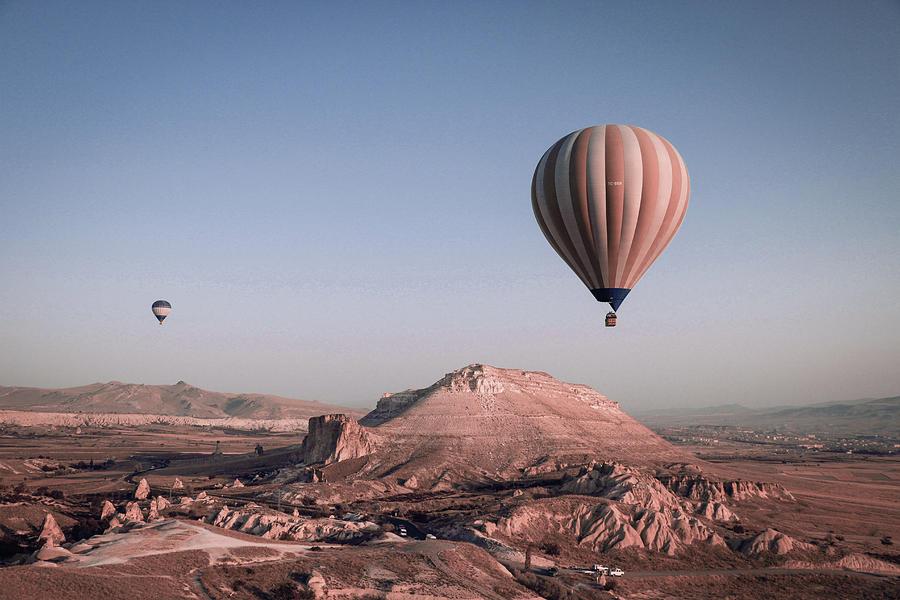 Heaven On Earth - Turkey - No 161 - Surreal Art Digital Art