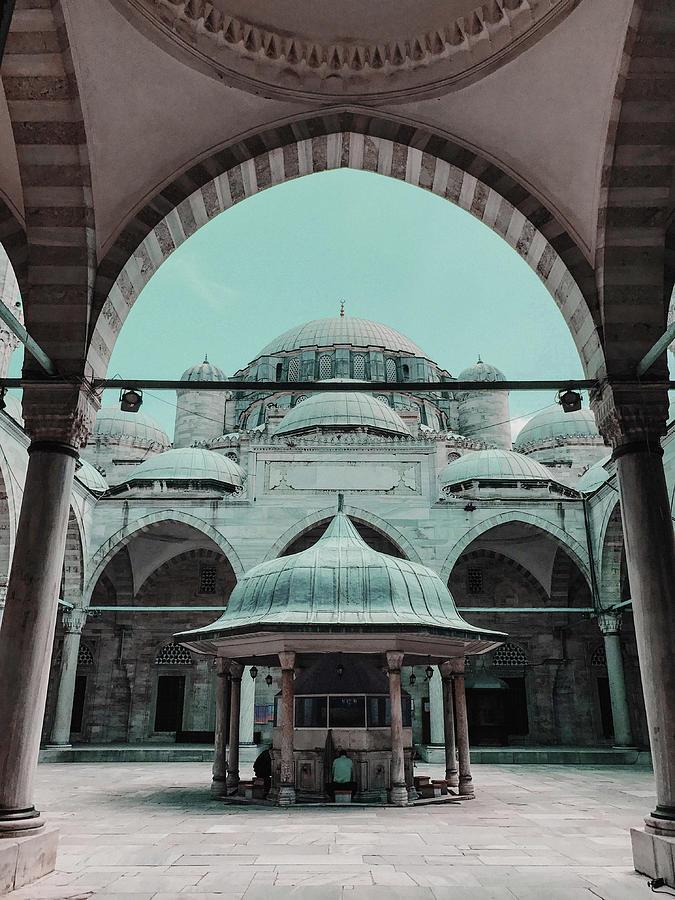 Heaven on Earth - Turkey - No 163 - Surreal Art Digital Art by Celestial Images