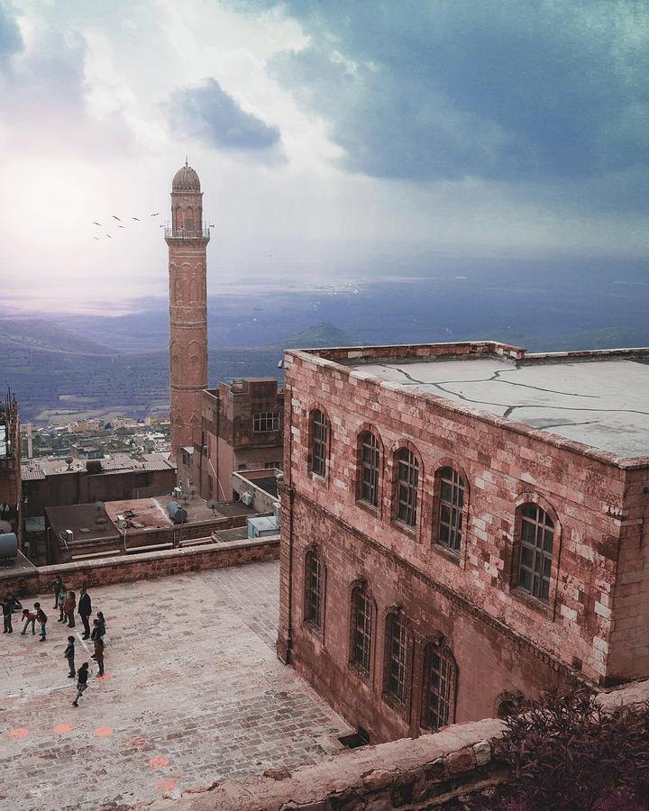 Heaven On Earth - Turkey - No 171 - Surreal Art Digital Art