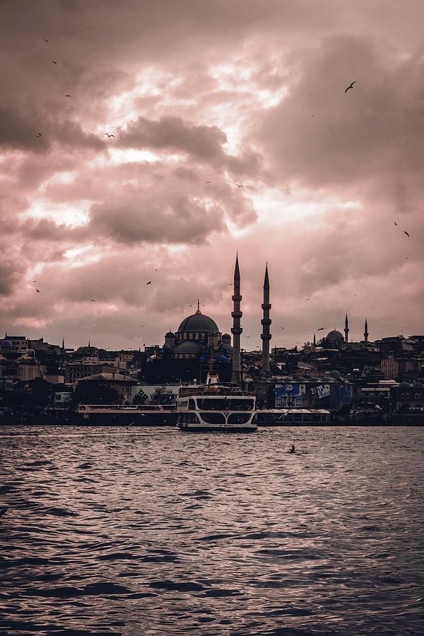 Heaven On Earth - Turkey - No 176 - Surreal Art Digital Art