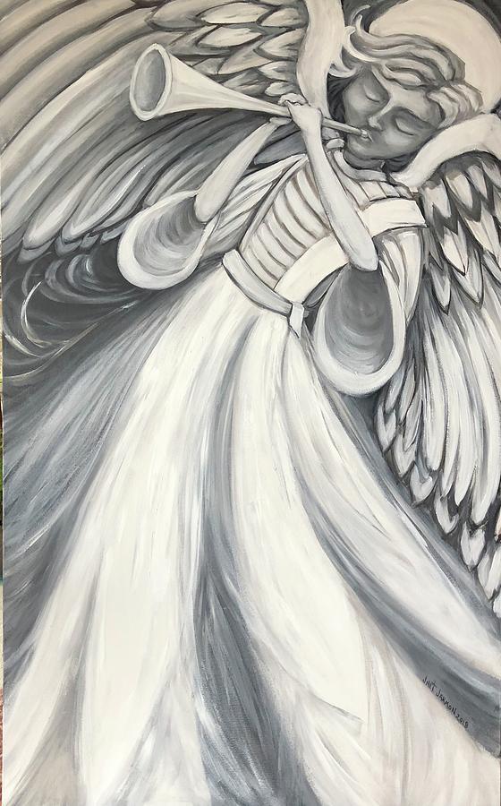 Heavenly Herald by Jeanette Jarmon
