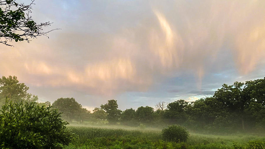 Heavenly Skies Photograph