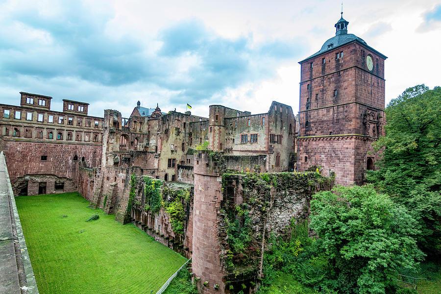 Heidelberg Castle 2 Photograph
