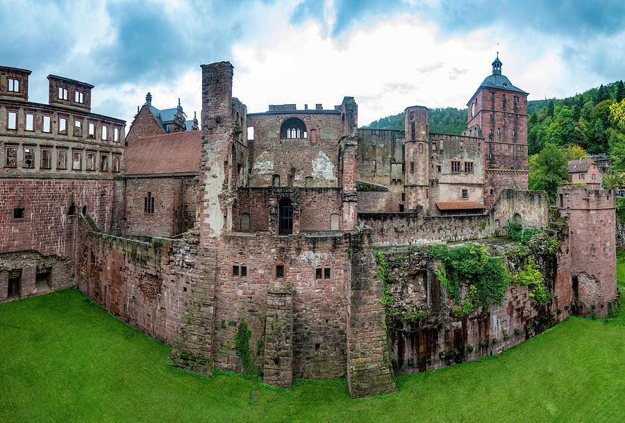 Heidelberg Castle 3 Photograph