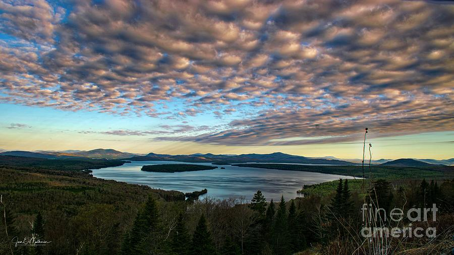 Height Of The Land - Rangeley, Maine Photograph