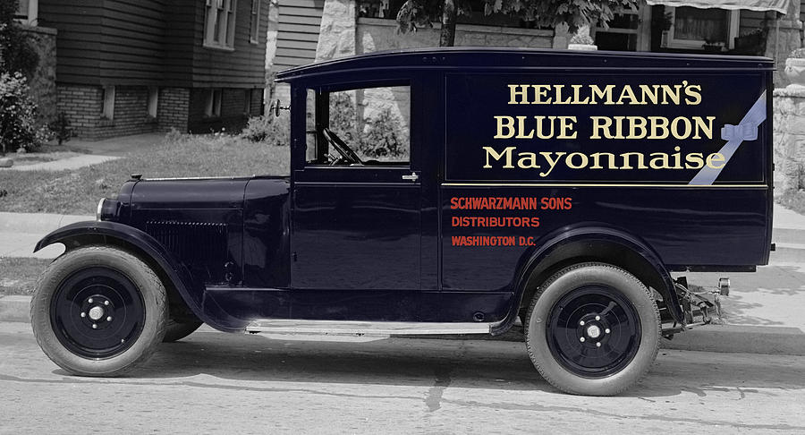 Hellmanns Mayonaisse Photograph