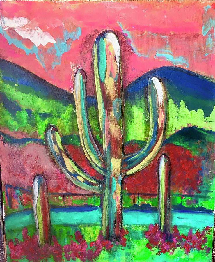 Hello New Mexico by Kathy Othon