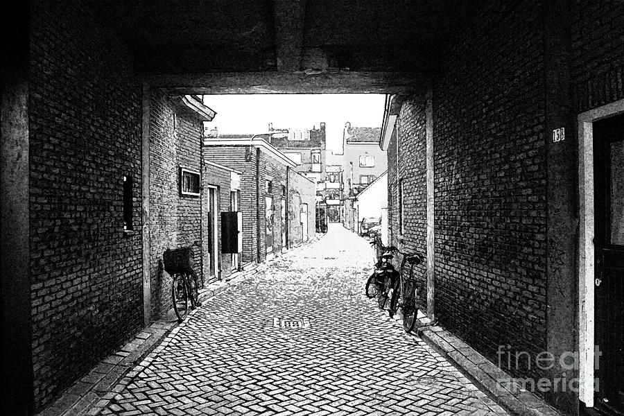 Hengelo Photograph - Hengelo 15 by Alan Harman