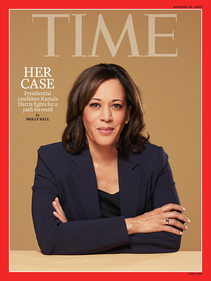 Time Photograph - Her Case by Photograph by Nolwen Cifuentes for TIME