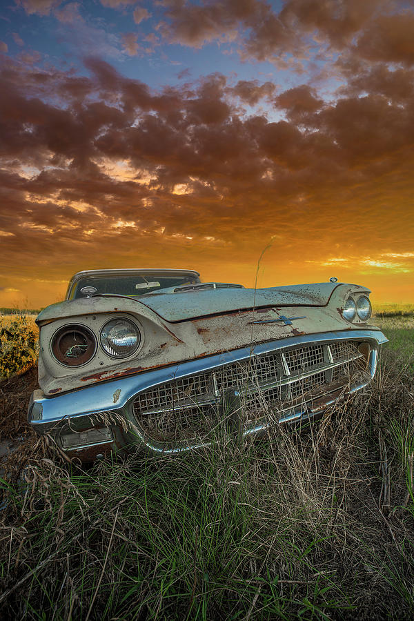 Abandoned Photograph - Here To Stay  by Aaron J Groen