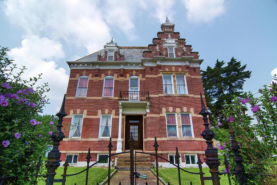 Herzog Mansion Photograph