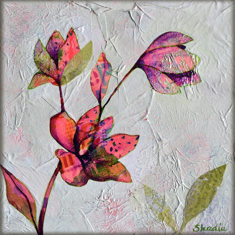 Hidden Magnolia II Painting